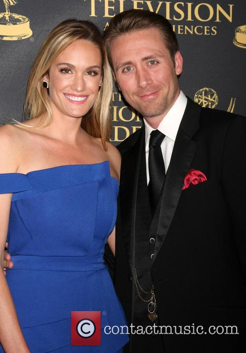 Ashlan Gorse and Philippe Cousteau Jr. 1