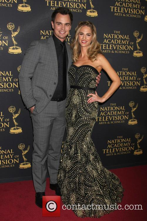Darin Brooks and Kelly Kruger 2