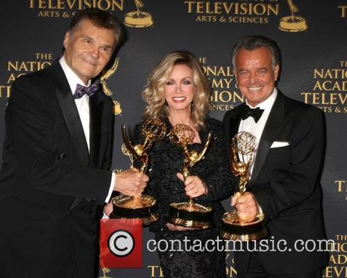 Fred Willard, Donna Mills and Ray Wise 5