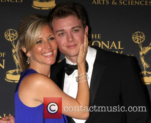 Laura Wright and Chad Duell 1
