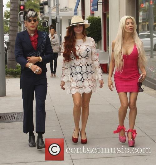 Sham Ibrahim, Phoebe Price and Frenchy Morgan 3