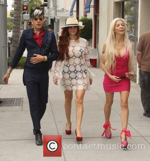 Sham Ibrahim, Phoebe Price and Frenchy Morgan 4