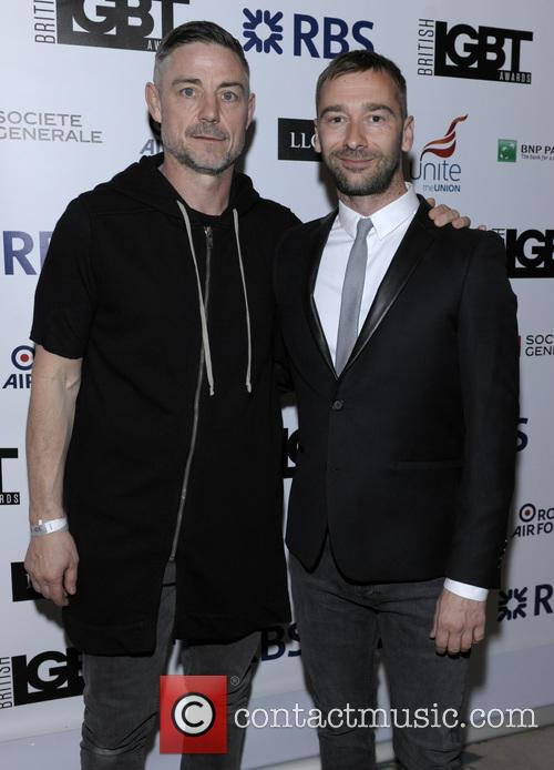 Charlie Condou and Cameron Laux 1