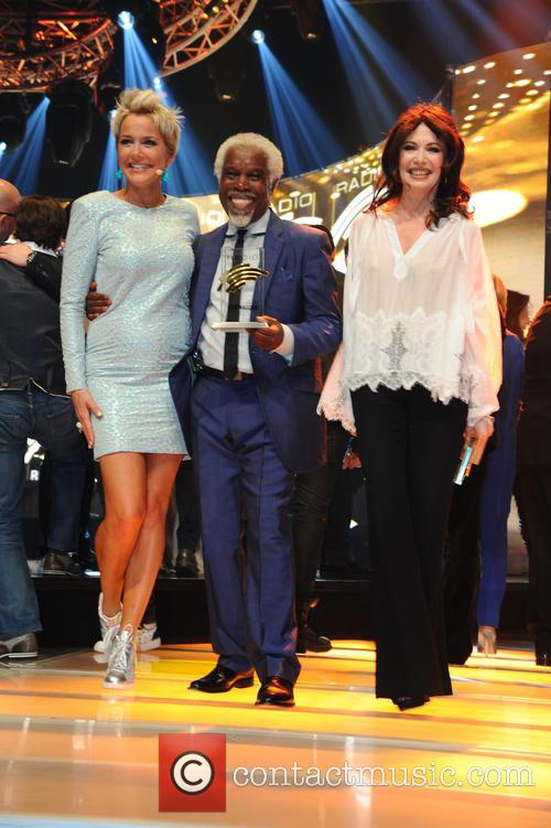 Inka Bause, Billy Ocean and Iris Berben 6