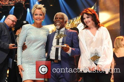 Inka Bause, Billy Ocean and Iris Berben 8