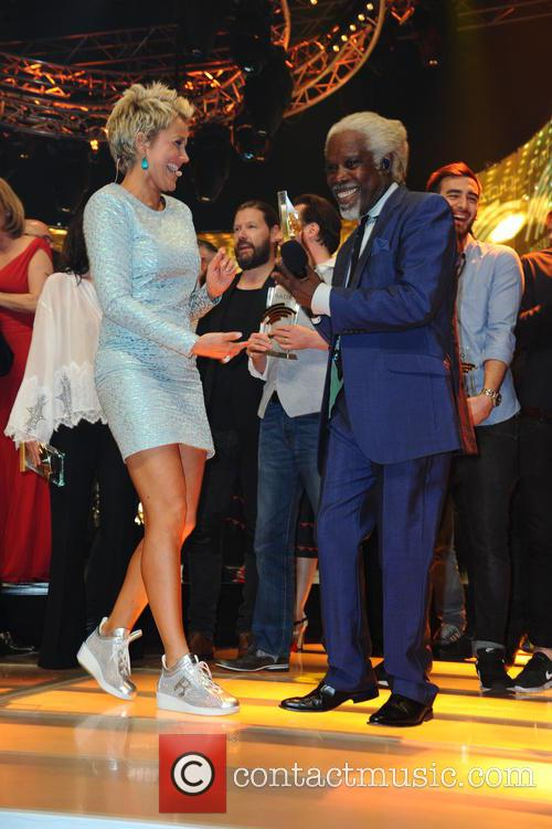 Inka Bause and Billy Ocean 2