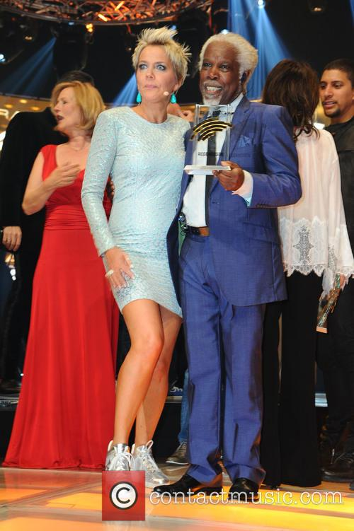 Inka Bause and Billy Ocean 3