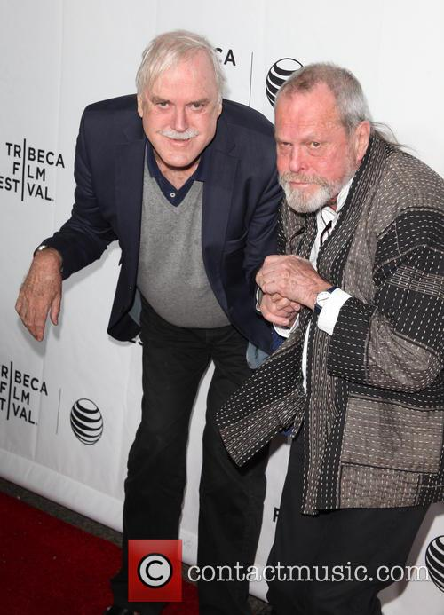 John Cleese and Terry Gilliam 8