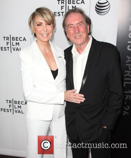 Tania Kosevich and Eric Idle 4