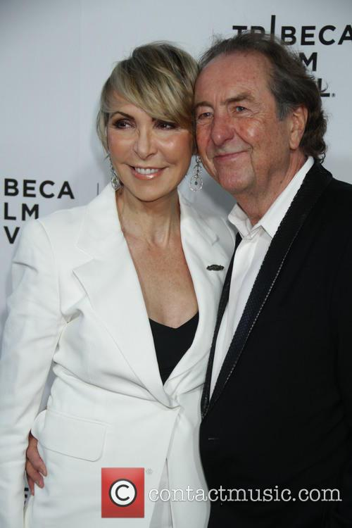 Eric Idle and Tania Kosevich 9