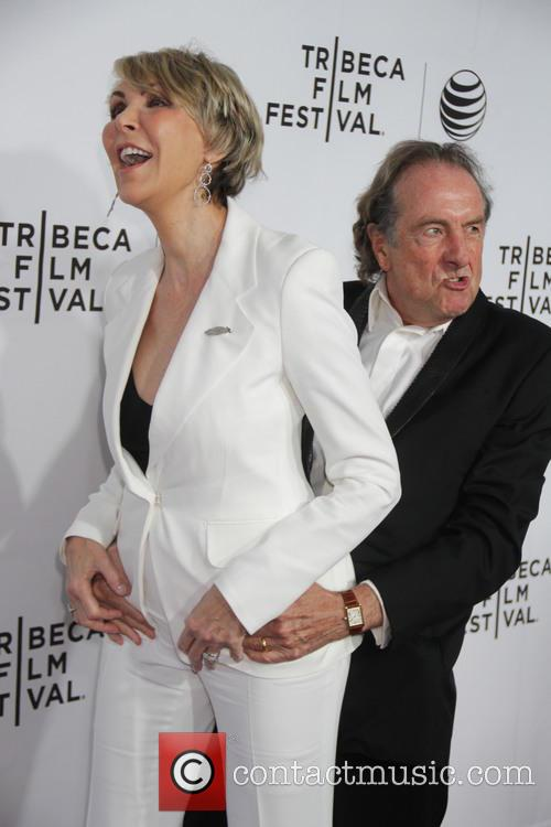 Eric Idle and Tania Kosevich 1
