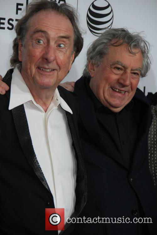 Eric Idle and Terry Jones 5