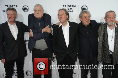 John Cleese, Terry Gilliam, Eric Idle, Terry Jones and Michael Palin 10