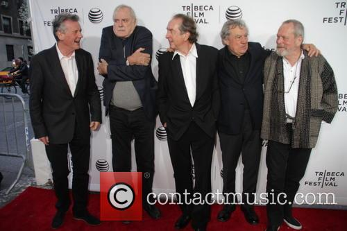 John Cleese, Terry Gilliam, Eric Idle, Terry Jones and Michael Palin 11