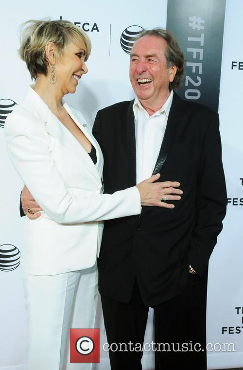 Tania Kosevich and Eric Idle 1