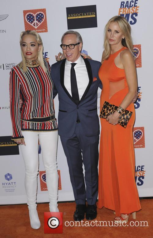 Tommy Hillfiger, Dee Ocleppo and Rita Ora 2