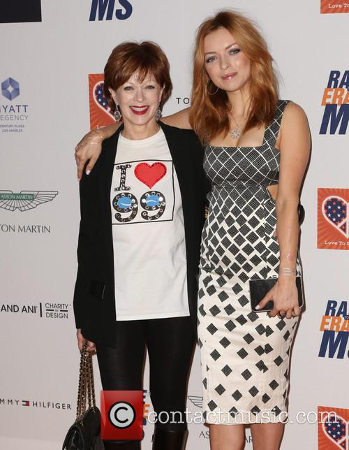 Frances Fisher and Francesca Eastwood 3