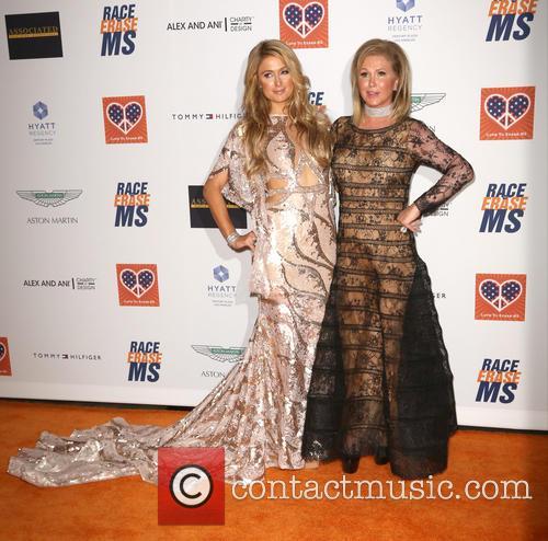Paris Hilton and Kathy Hilton 11