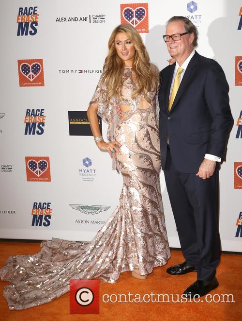 Paris Hilton and Rick Hilton 9
