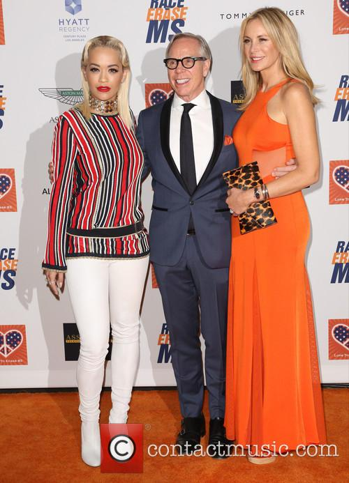 Rita Ora, Tommy Hilfiger and Dee Ocleppo 7