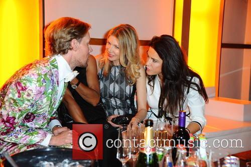 Jens Hilbert, Ursula Karven and Mariella Ahrens 3