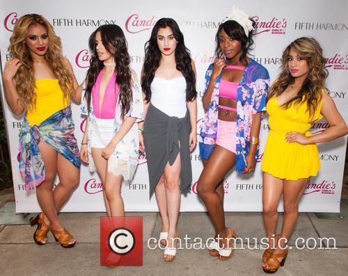 Ally Brooke, Camila Cabello, Dinah Jane Hansen, Normani Hamilton, Lauren Jauregui and Fifth Harmony 3