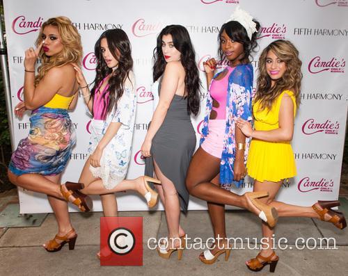 Ally Brooke, Camila Cabello, Dinah Jane Hansen, Normani Hamilton, Lauren Jauregui and Fifth Harmony 6