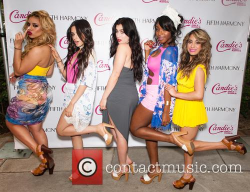 Ally Brooke, Camila Cabello, Dinah Jane Hansen, Normani Hamilton, Lauren Jauregui and Fifth Harmony 7