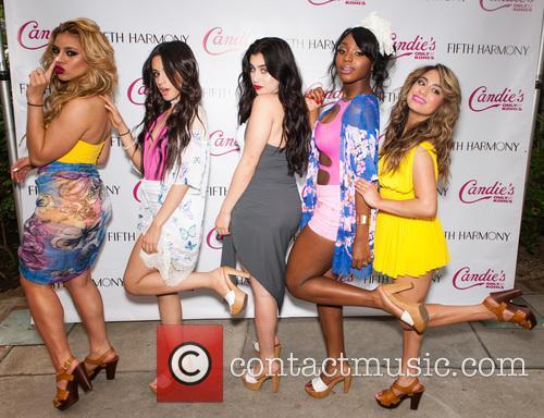 Ally Brooke, Camila Cabello, Dinah Jane Hansen, Normani Hamilton, Lauren Jauregui and Fifth Harmony 1