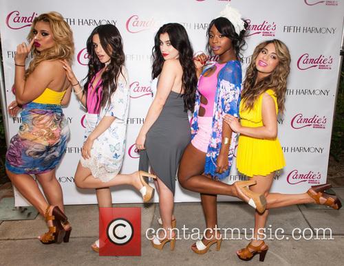 Ally Brooke, Camila Cabello, Dinah Jane Hansen, Normani Hamilton, Lauren Jauregui and Fifth Harmony 8
