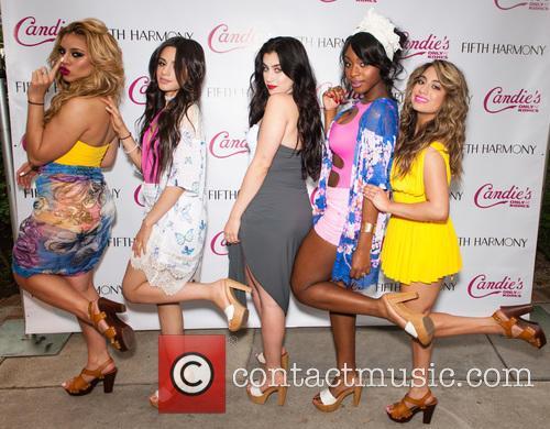 Ally Brooke, Camila Cabello, Dinah Jane Hansen, Normani Hamilton, Lauren Jauregui and Fifth Harmony 9
