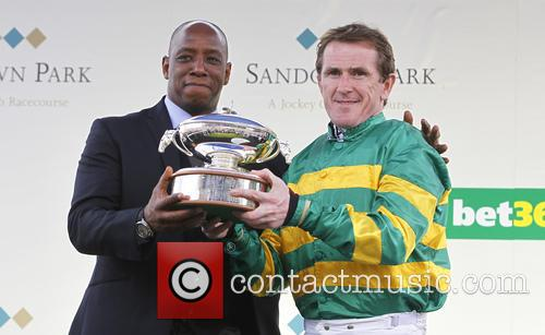 Ian Wright and Ap Mccoy 1