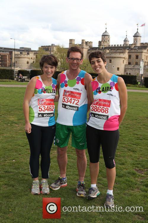 Amelia Cook, Brendan Healy and Claire Ferraro 2