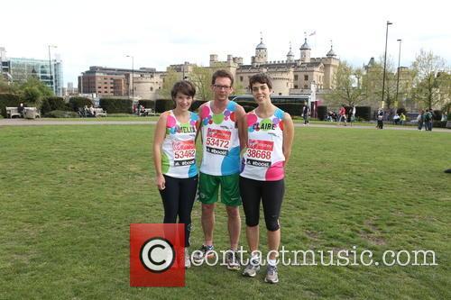 Amelia Cook, Brendan Healy and Claire Ferraro 5