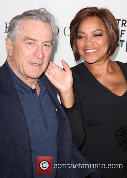 Robert De Niro and Grace Hightower 11