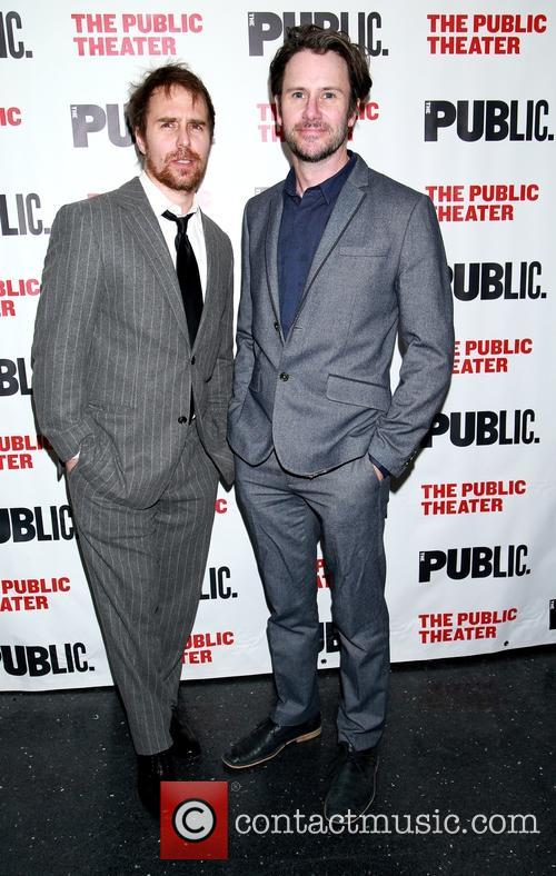 Sam Rockwell and Josh Hamilton 1
