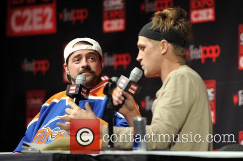 Kevin Smith and Jason Mewes 9