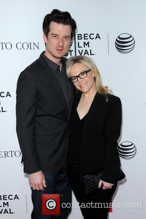 Christian Hebel and Rachael Harris 2