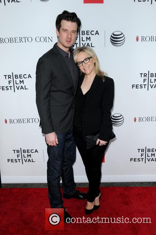 Christian Hebel and Rachael Harris 1