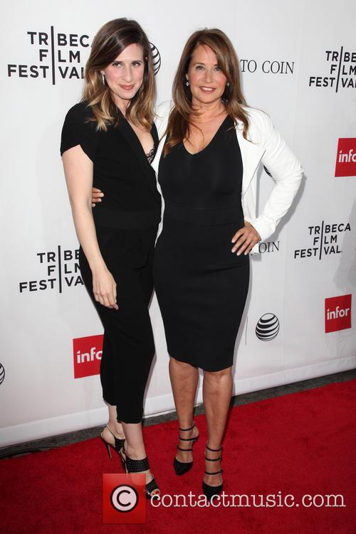 Photo of Lorraine Bracco & her Daughter  Margaux Guerard
