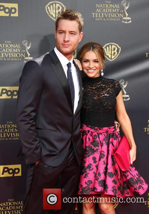 Justin Hartley and Chrishell Stause 4