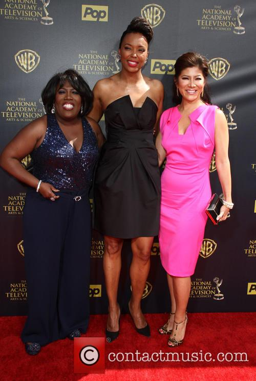 Sheryl Underwood, Aisha Tyler and Julie Chen 1