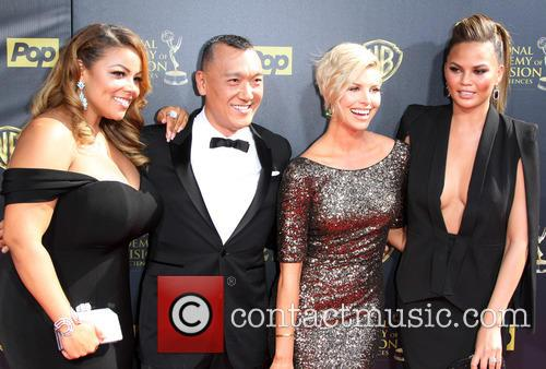 Lauren Makk, Joe Zee, Leah Ashley and Chrissy Teigen 1