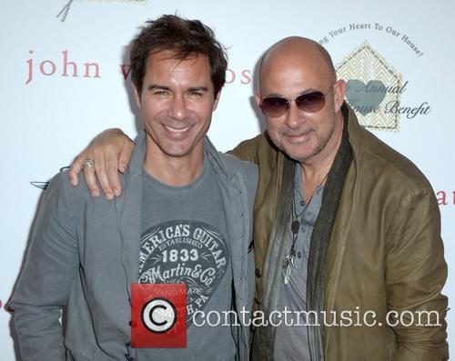 Eric Mccormack and John Varvatos 3