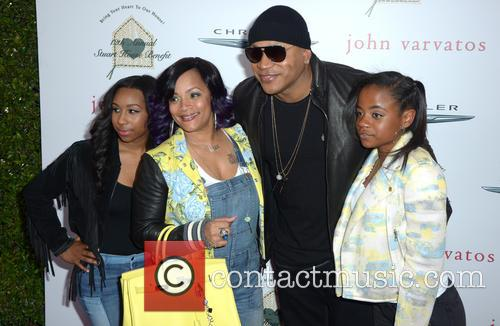 Ll Cool J and Family 2