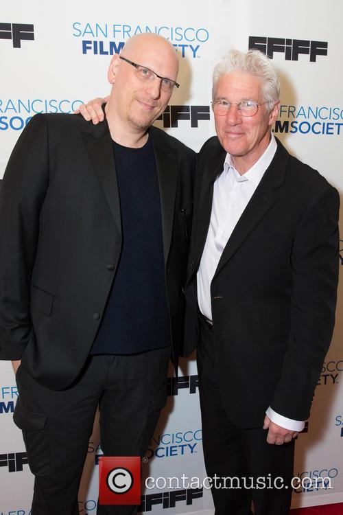 Oren Moverman and Richard Gere 3