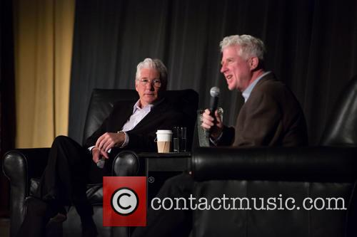 Richard Gere and David D'arcy 6