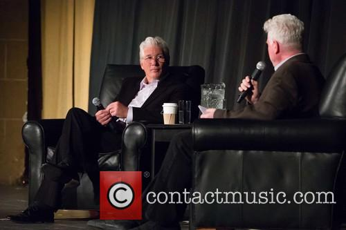 Richard Gere and David D'arcy 7