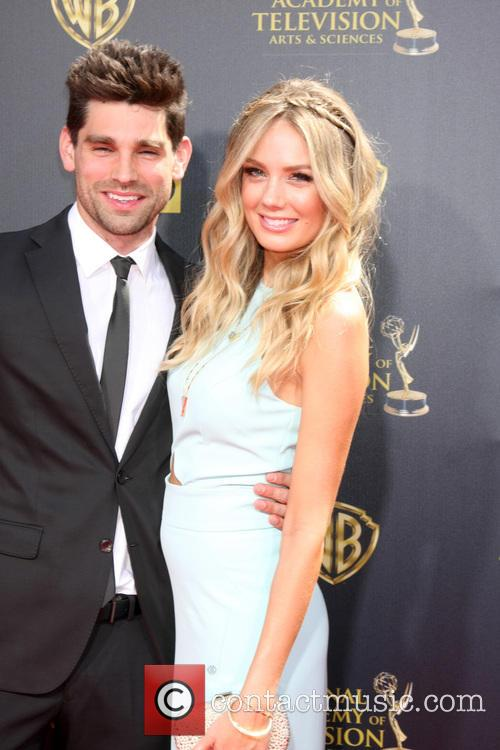 Justin Gaston and Melissa Ordway 2