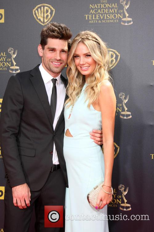 Justin Gaston and Melissa Ordway 1